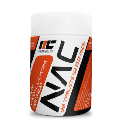 Muscle Care NAC - 90 tabs