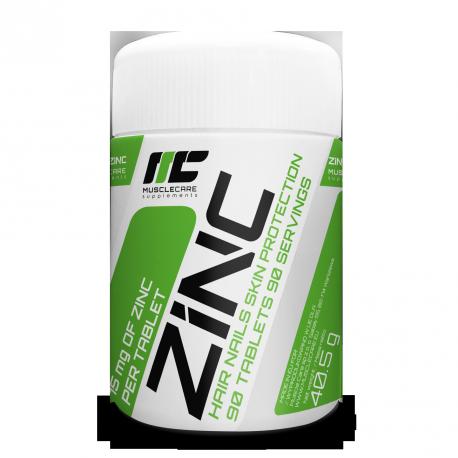 .Muscle Care Zinc 90 tabs