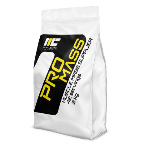 Muscle Care Pro Mass 3 kg