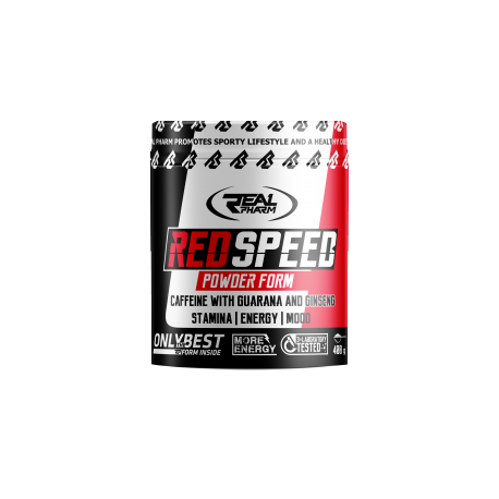 Real Pharm Red Speed Powder 400g