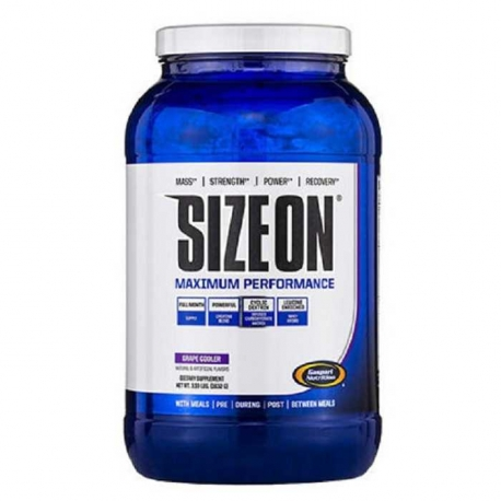 Gaspari Nutrition Size On - 1300g