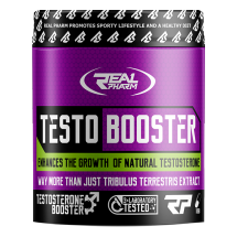 Real Pharm Testo Booster 180 caps.