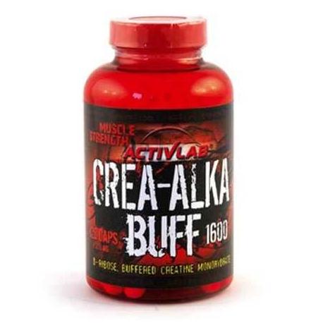 Activlab Crea-Alka Buff 120 caps.