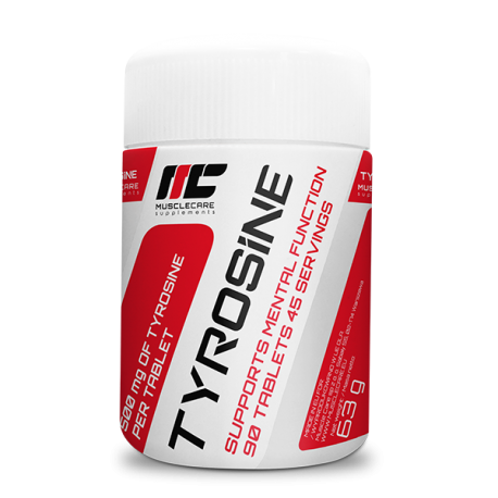 Muscle Care Tyrosine - 90 tab