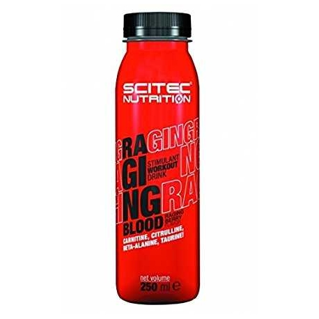 Scitec Raging Blood 12x250ml
