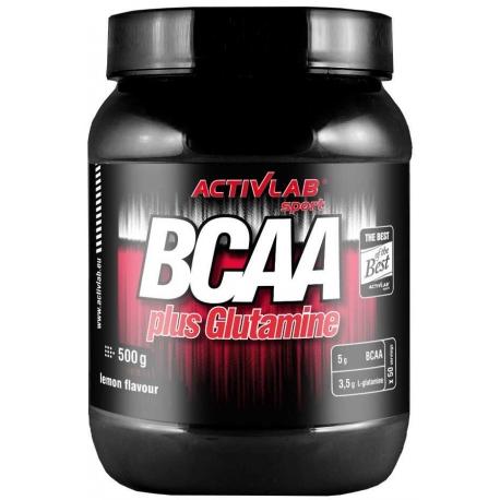 Activ Black Bcaa + Glutamina 500 g