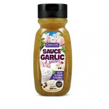 Ostrovit Sauce Garlic&Spices 320ml