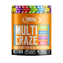 Real Pharm Multi Craze - 270 tab