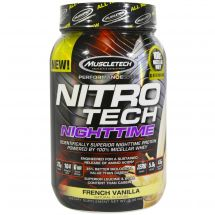 Muscletech Nitro Tech Performance Nighttime 908g