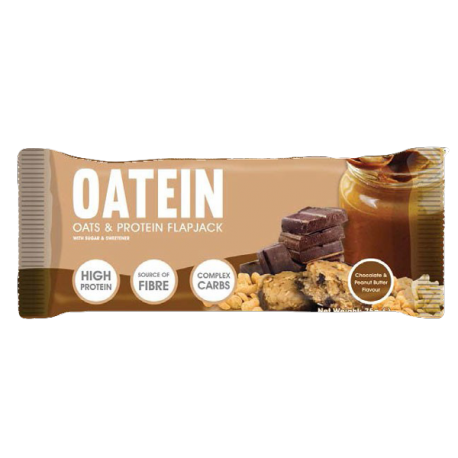 Oatein Flapjack 75g Chocolate Chip