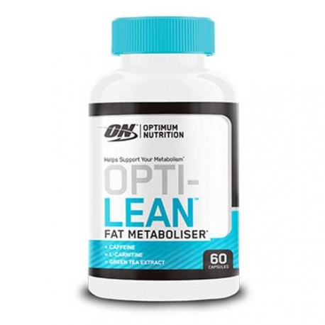 Optimum Opti-Lean Fat Metaboliser - 60 caps