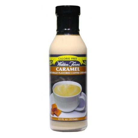 Walden Farms Coffee Creamer Carmel