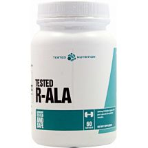 Tested Nutrition R-ALA 300mg 60 kaps