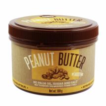 TREC Peanut Butter Smooth - PET - 500g