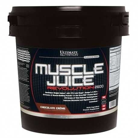 Ultimate Muscle Juice 2544g