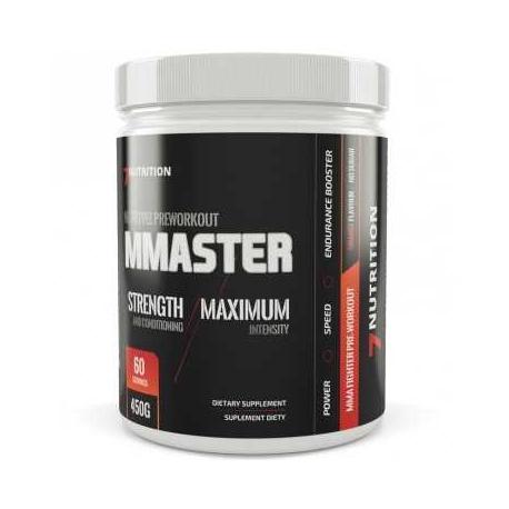 7 Nutrition MMASTER 450g