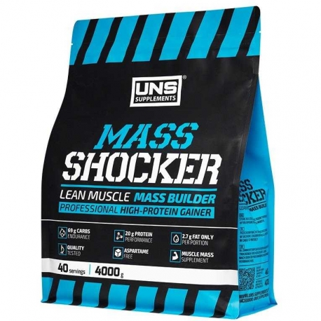 UNS MASS Shocker 3400g