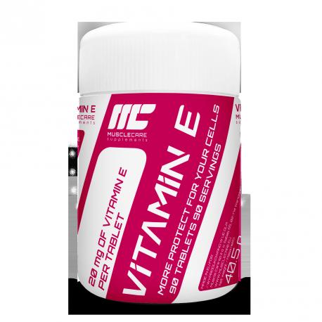 Muscle Care Vitamine E