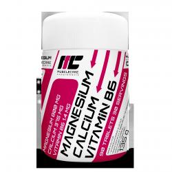 Muscle Care Magnesium Calcium Vitamine B6 90 tabs