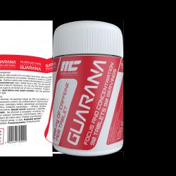 Muscle Care Guarana 90 tab