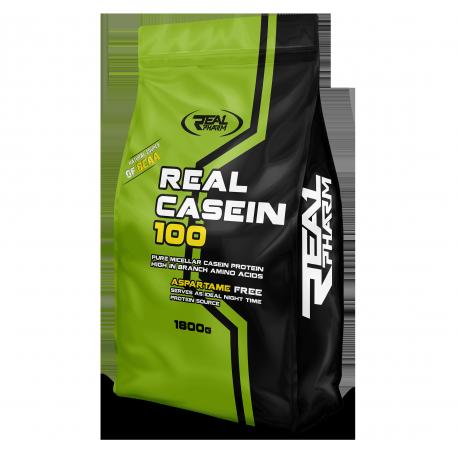 .Real Pharm Real Casein 100 - 700g - Czekolada