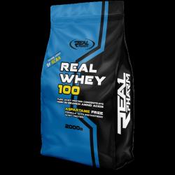 Real Pharm Real Whey 100 - 700g Czekolada