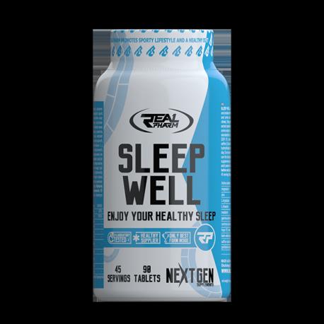 Real Pharm Sleep Well 90 tab