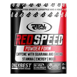 Real Pharm Red Speed Powder 400g
