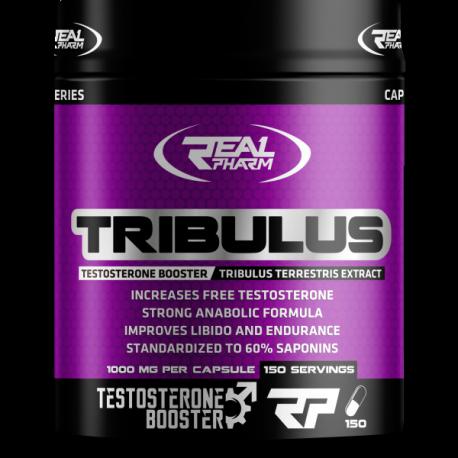 Real Pharm Tribulus - 150 caps.
