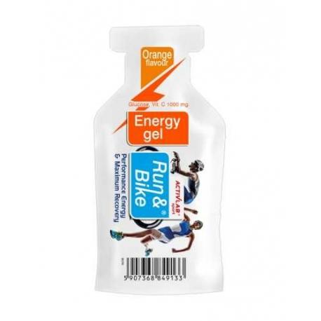 Activlab Run and Bike Energy Gel 40g