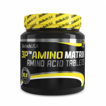 Bio Tech 3P Amino Matrix 240 tabs