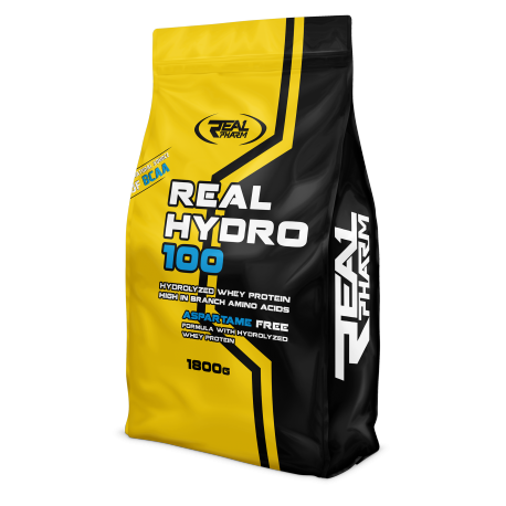 .Real Pharm Real Hydro 100 - 1800g - Czekolada