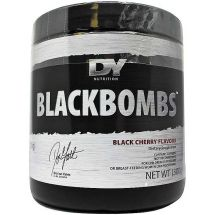 Dorian Yates Blackbombs 300 g Black Cherry