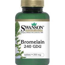 Bromelina 200mg / 100 tabletek
