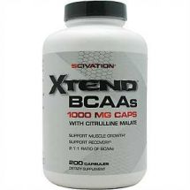 Scivation Xtend BCAA 200caps