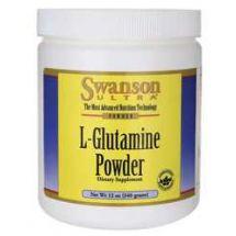 Swanson AjiPure L-glutamina 340g