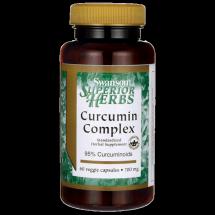 Swanson Curcumin complex 700mg 60vcaps