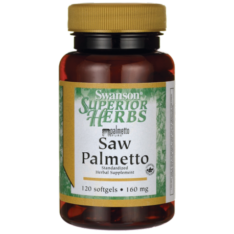 Swanson Saw Palmetto extract