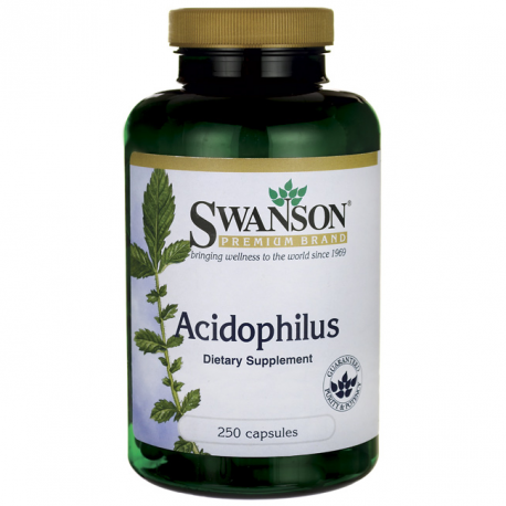 Swanson Acidophilus 250 kaps