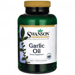 Swanson Garlic Oil
