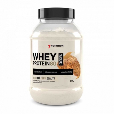 7 Nutrition Whey Protein 80 2000g