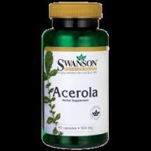 Swanson Acerola 500mg 60caps