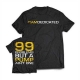 Dedicated T-Shirt '99 problem'