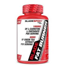 Blade Nutrition Fat Burner 120caps