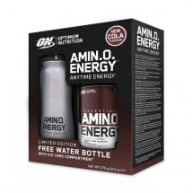 Optimum Amino Energy 270g Cola+WATER BOTTLE
