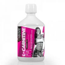 Ostrovit L-Carnitine+ Green Tea 500ml