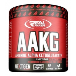 Real Pharm AAKG 1250mg - 150 tabs