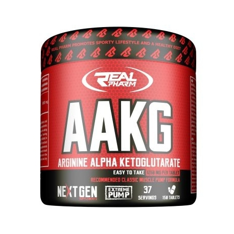 Real Pharm AAKG - 150 tabs.