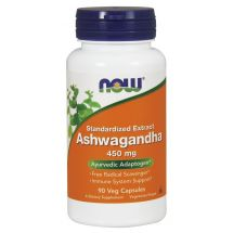 Now Foods Ashwaganda Ext 450mg 90VCaps