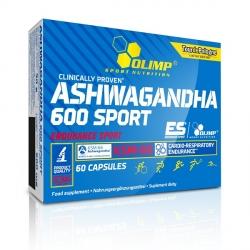 Olimp Ashwagandha Sport 600 kaps 60 kaps